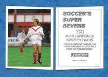 Airdrie Alan Lawrence 167